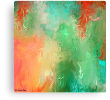 Abstract 48-  Art + Products Design  Canvas Print