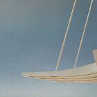 Drawbridge in Space by Kevin Bergen