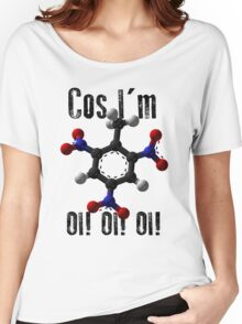AC\DC - TNT (oi oi oi) Women's Relaxed Fit T-Shirt