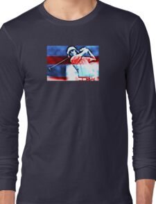 Ricky Fowler Patriot Long Sleeve T-Shirt