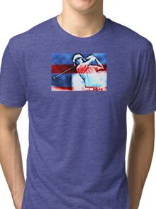 Ricky Fowler Patriot Tri-blend T-Shirt
