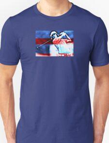 Ricky Fowler Patriot Unisex T-Shirt