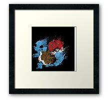 Water Starter Framed Print