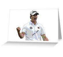 Adam Scott Greeting Card