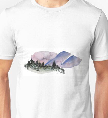 Lake Chelan After Sunset Unisex T-Shirt