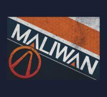 Maliwan logo by Synastone