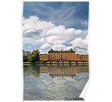 Drottningholm, the residence of the King of Sweden Poster