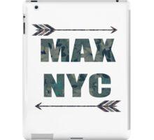 MAX NYC iPad Case/Skin