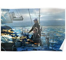 Happy Sailing my Friends! Poster