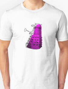 Purple Dalek T-Shirt
