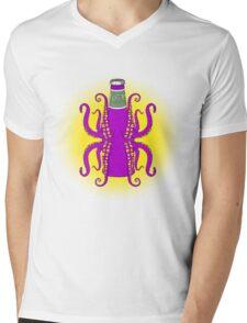 Slime Beer Mens V-Neck T-Shirt