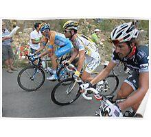Tour de France Mende Poster