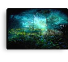 """""""Within the Woods ..."""" Canvas Print"""
