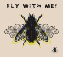 Fly with me by Edy Lasprilla