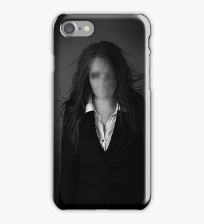 Slender Woman iPhone Case/Skin