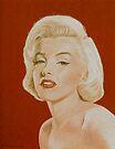 Marilyn. by Gary Fernandez