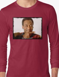 Get you a Drink? Bill Cosby Long Sleeve T-Shirt