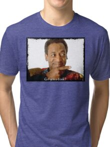 Get you a Drink? Bill Cosby Tri-blend T-Shirt