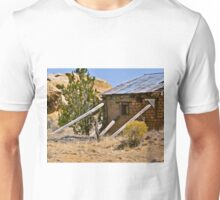 BELOW THE SKY AND BARELY ABOVE THE GROUND Unisex T-Shirt