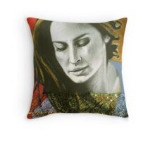 Beautiful Ones Throw Pillow