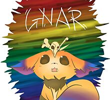 Gnar - League of Legends by SirAngio10