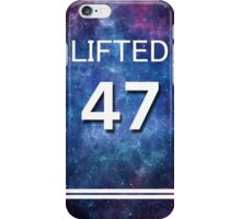 47 Lifted Nebula iPhone Case/Skin