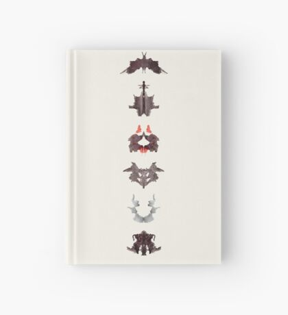 the rosrach psycho test Hardcover Journal