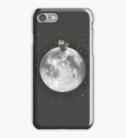 Lost in a Space / Moonelsh iPhone Case/Skin