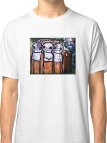 Street Art by Stik  Classic T-Shirt