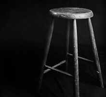 Stool Life #1 by Peter Chrismas