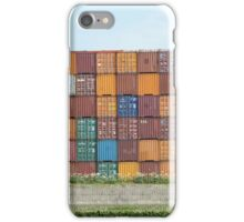 Containers iPhone Case/Skin