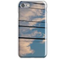 With a Window Facing West iPhone Case/Skin