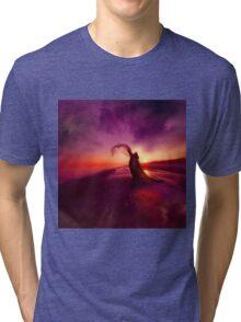 ROAD TO AWE Tri-blend T-Shirt