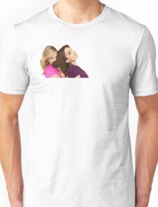 Tina and Amy Unisex T-Shirt