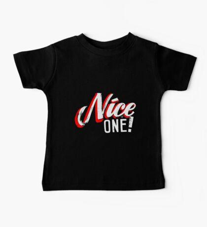 """""""Nice One!"""" by Tai's Tees Baby Tee"""
