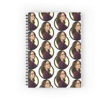 tina fey Spiral Notebook