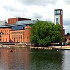 Stratford RSC Theatre by John Dalkin