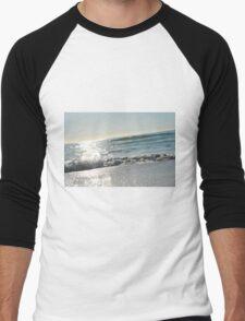 Crashing Waves Men's Baseball ¾ T-Shirt