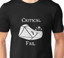 Critical Fail Unisex T-Shirt