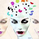 Faces 10 by Igor Shrayer