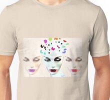 Faces 10 Unisex T-Shirt