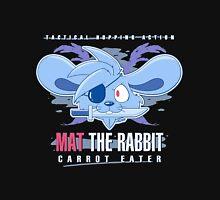 Mat the Rabbit: Carrot Eater Unisex T-Shirt