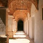 Arches and Shadows by Laurel Talabere