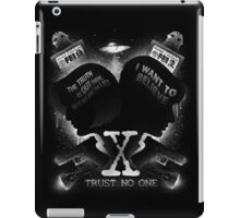 Legacy of Believing iPad Case/Skin