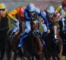 Final Furlong by Andy Farr