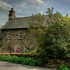 The Old Farmhouse.. by VoluntaryRanger