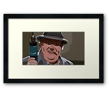 John Candy / Uncle Bill Framed Print