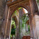 St Dunstan in the East - London by Bryan Freeman