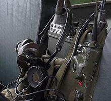 Military vehicle Radio by Dawnsuzanne