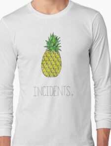 Incidents Long Sleeve T-Shirt